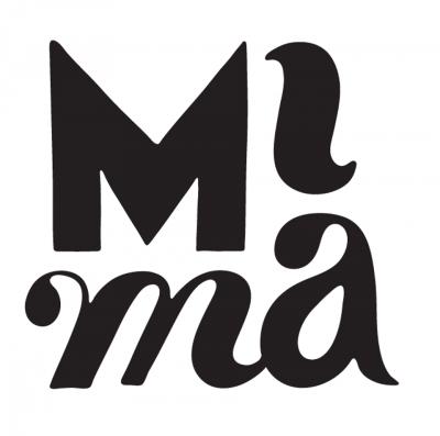 The MIMA logotype
