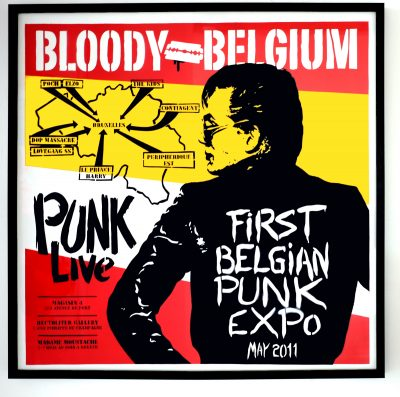 Mima - First Belgian Punk Expo