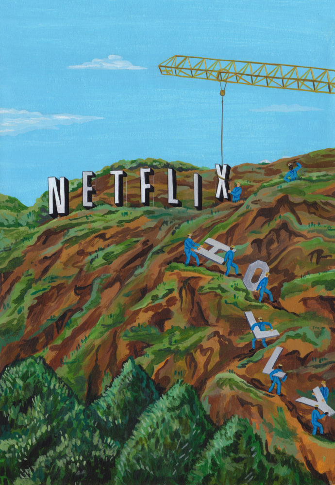 MIMA - takeover-netflix