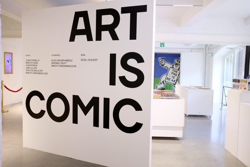 MIMA - Art Is Comic