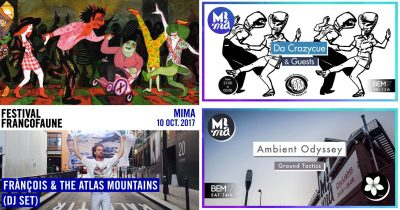 Live Music and Party at MIMA in October