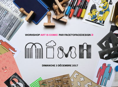 "MIMA - Kids Workshop: ""Art Is Comic"""