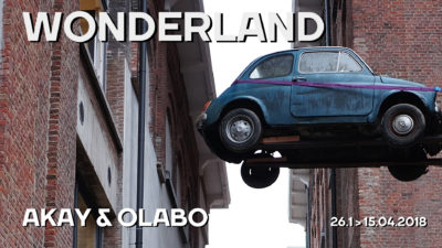 "Vernissage: ""Wonderland"""