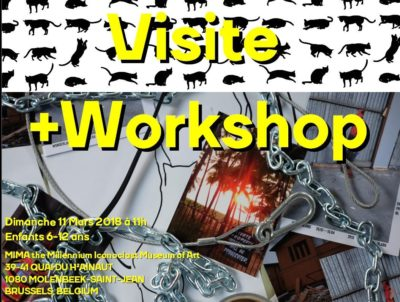 "MIMA - Kids Workshop + Visite: ""Wonderland"""