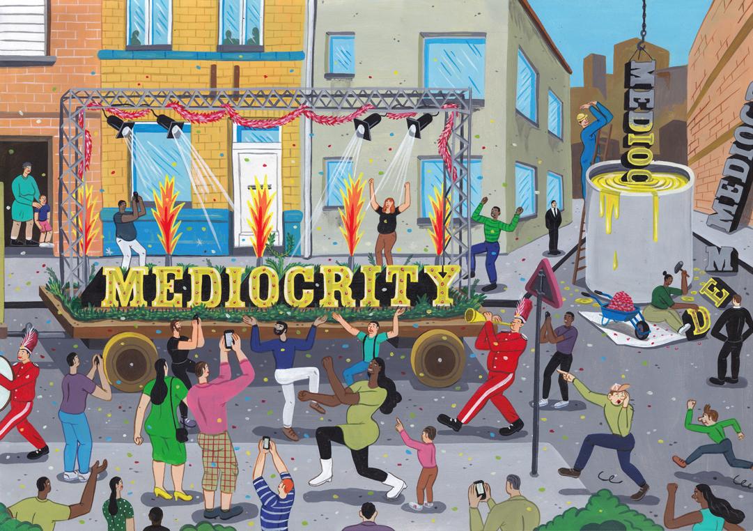 MIMA - mediocrity
