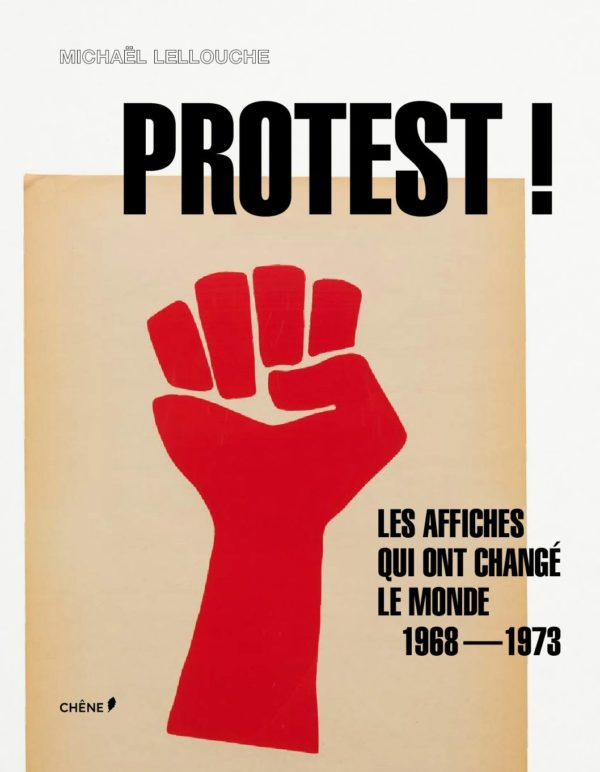 "Book signing: ""Protest!"" by Michaël Lellouche"