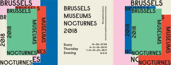 MIMA - Brussels Museums Nocturnes 2018