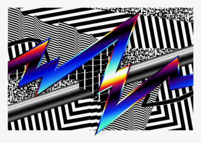 SOLD OUT – 'Ultra Chrome' by Felipe Pantone