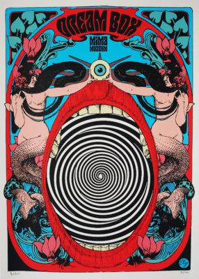 "Limited Edition Print by Elzo Durt: ""Dream Box"""