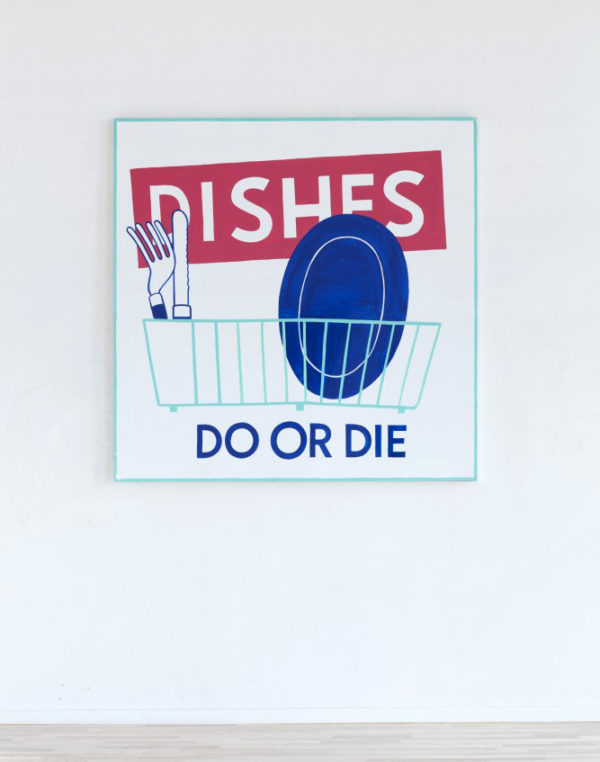 Mima - Dishes or Die