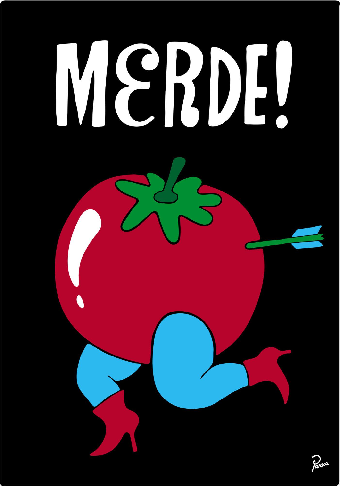Mima - merde-tomato-50-x-70