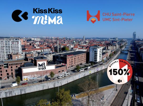 KISS KISS MIMA / Hôpital Saint-Pierre – Sint-Pieter ziekenhuis