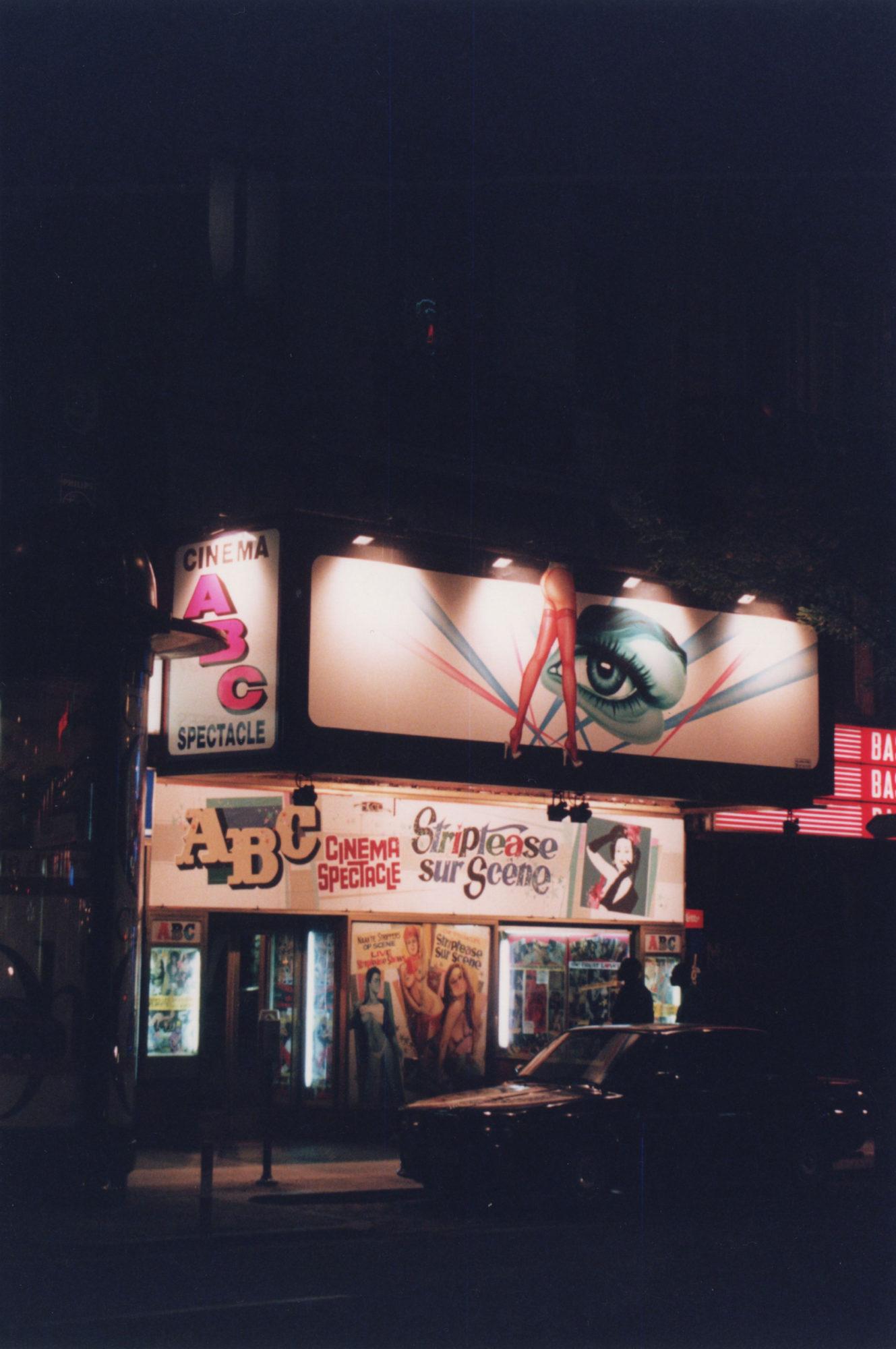 Mima - MIMA museum - marquise nuit