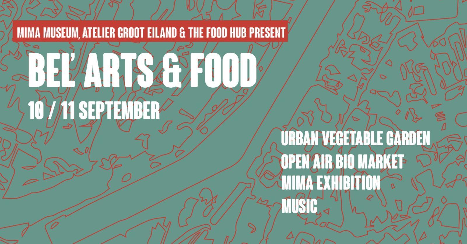 MIMA - CoverBel'Arts & Food