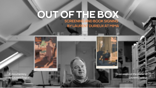 MIMA - OUT OF THE BOX