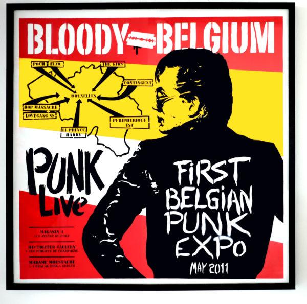Mima - First Belgian Punk Expo