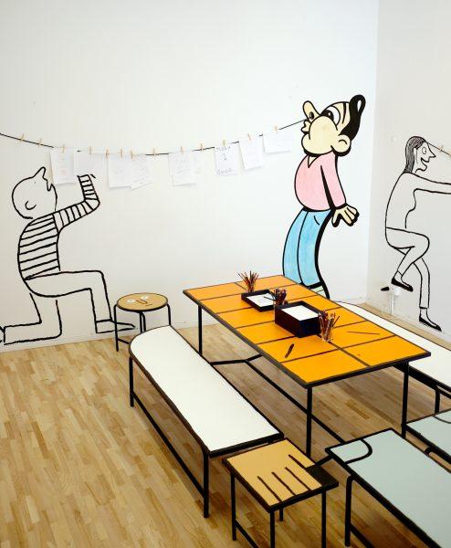 MIMA - Art Is Comic