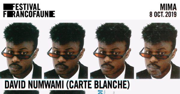 MIMA - David Numwami (carte blanche) | FrancoFaune 2019